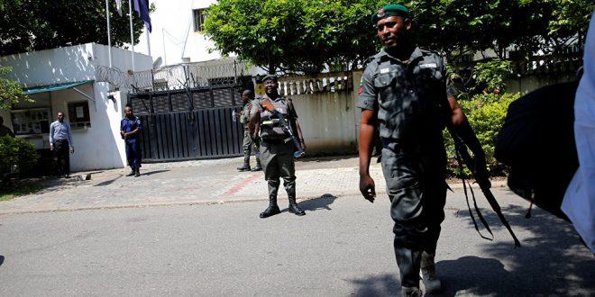 الشرطة النيجيرية