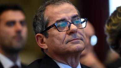 وزير الاقتصاد الإيطالي الجديد جيوفاني تريا