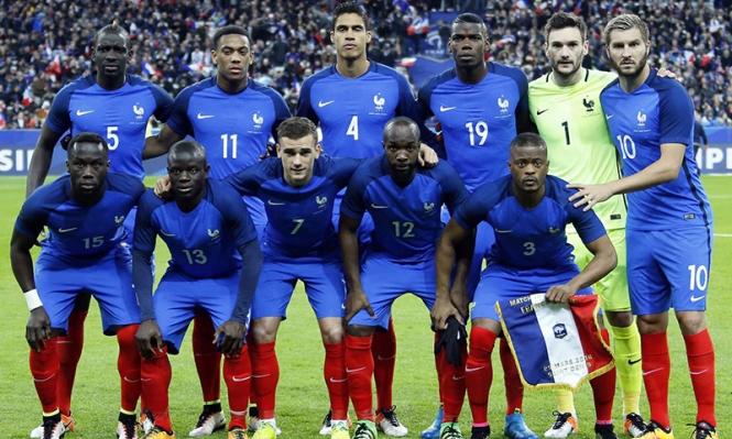 منتخب فرنسا لكرة القدم