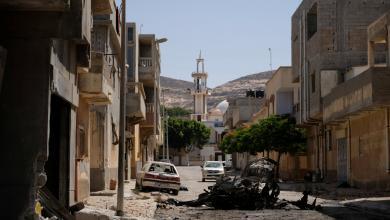 Photo of مقتل الإرهابي زيزو الجيباني في درنة