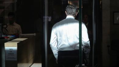 صورة مدير حملة ترامب وراء القضبان