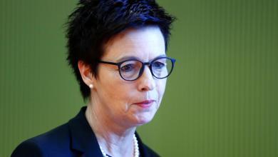 رئيسة المكتب الاتحادي للهجرة واللاجئين
