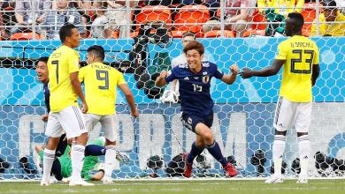 Photo of اليابان تثأر من كولومبيا بمباراة الأرقام القياسية