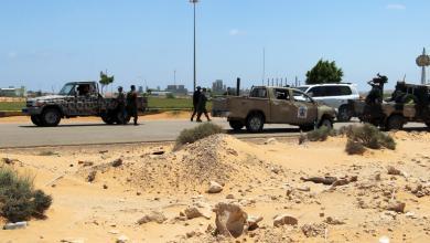 صورة الجيش الوطني على مشارف نسمة