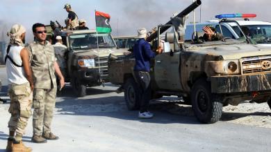 Photo of الجيش الوطني: اشتباكات عنيفة جنوب بني وليد