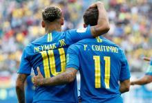 برازيل ضد كوستاريكا في مونديال روسيا 2018