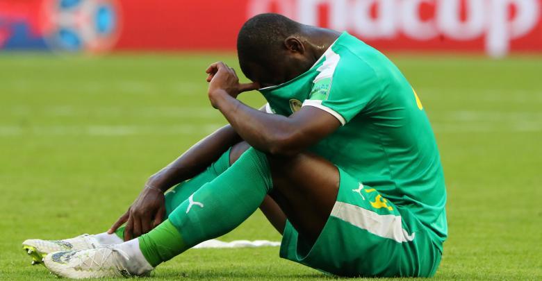 المنتخب السنغالي بمونديال روسيا 2018