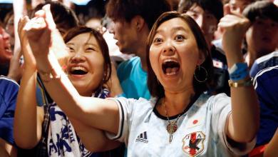صورة سابقة تاريخية.. اليابان تتأهل بأفضلية اللعب النظيف