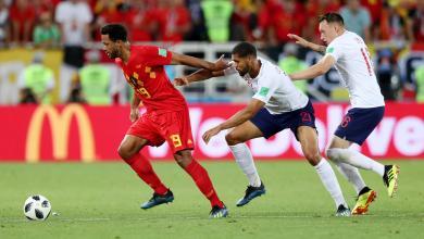 Photo of إنجلترا الضحية الثالثة لبلجيكا