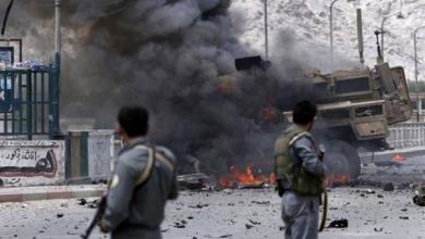 Photo of 8 ضحايا بتفجير انتحاري في كابول