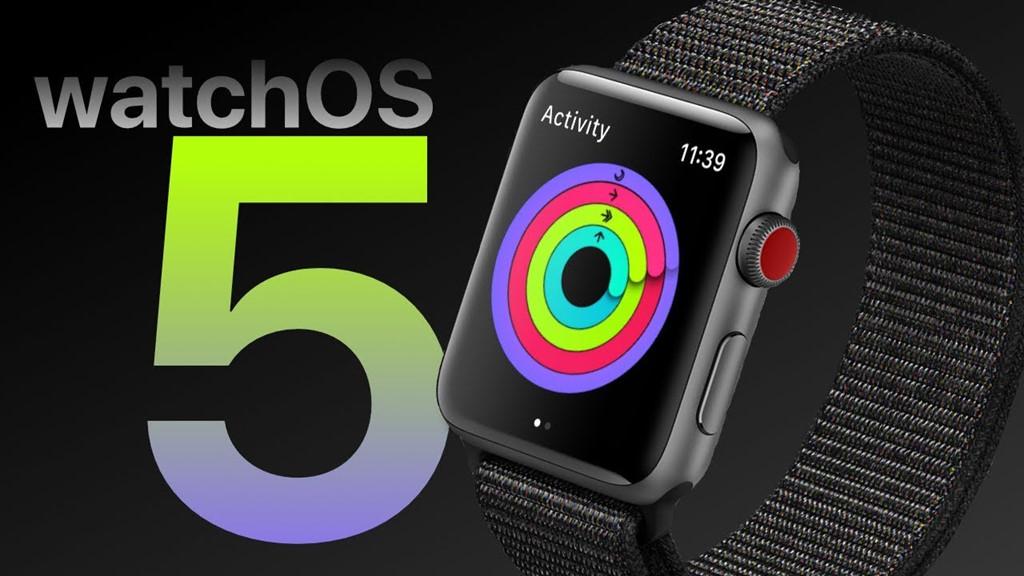 نظام Watch OS 5