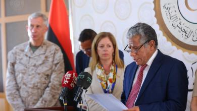 أعمال السفارة الأميركية في ليبيا