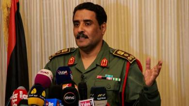 Photo of الجيش وجها لوجه مع قادة الإرهاب في درنة
