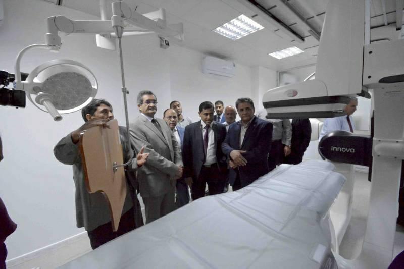 الوطنية للنفط تدعم مركز بنغازي الطبي