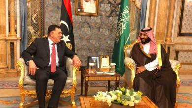 رئيس المجلس الرئاسي لحكومة الوفاق فائز السراج
