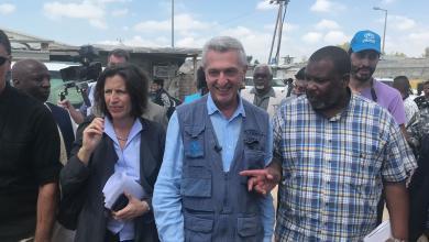 Photo of مفوضية اللاجئين تعد بدعم مخيم تاورغاء