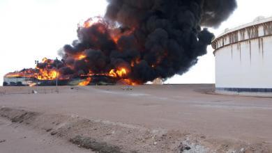 صورة حقوق الإنسان: وضع الهلال النفطي مأساوي