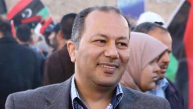 خالد المريمي - الأمين العام لحزب تحالف القوى الوطنية
