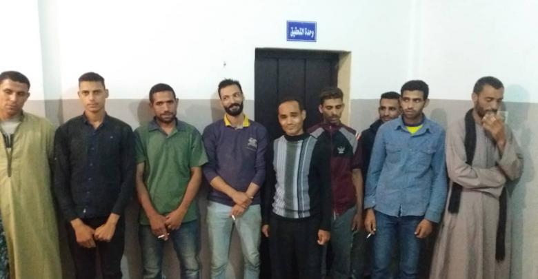 أمن الحدود الليبية