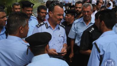 صورة تجهيزات لتفعيل الأمن في الجفارة
