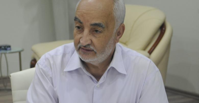 مدير إدارة الامتحانات بوزارة تعليم الوفاق محمد العروسي