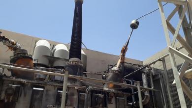 Photo of حلول تلفيقية لأعطال محطة الكهرباء في تيجي