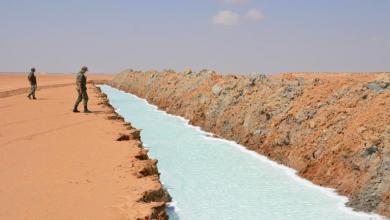 حدود تونس وليبيا