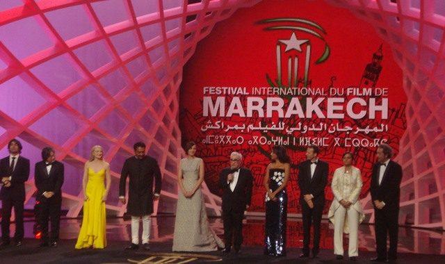 مهرجان الدولي للفيلم في مراكش