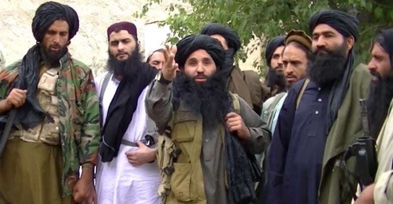 زعيم جماعة طالبان الباكستانية الملا فضل الله - ارشيفية