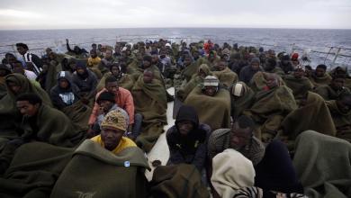 Photo of إنقاذ مهاجرين من الموت شرق طرابلس