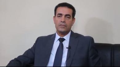 رئيس المفوضية العليا للانتخابات عماد السائح