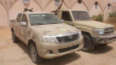 الغرفة الأمنية لمكون الطوارق في مدينة أوباري