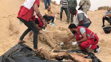 Photo of انتشال رفاة بسرت.. والاشتباه بداعش