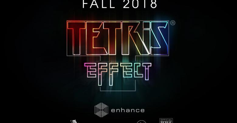 لعبة Tetris Effect