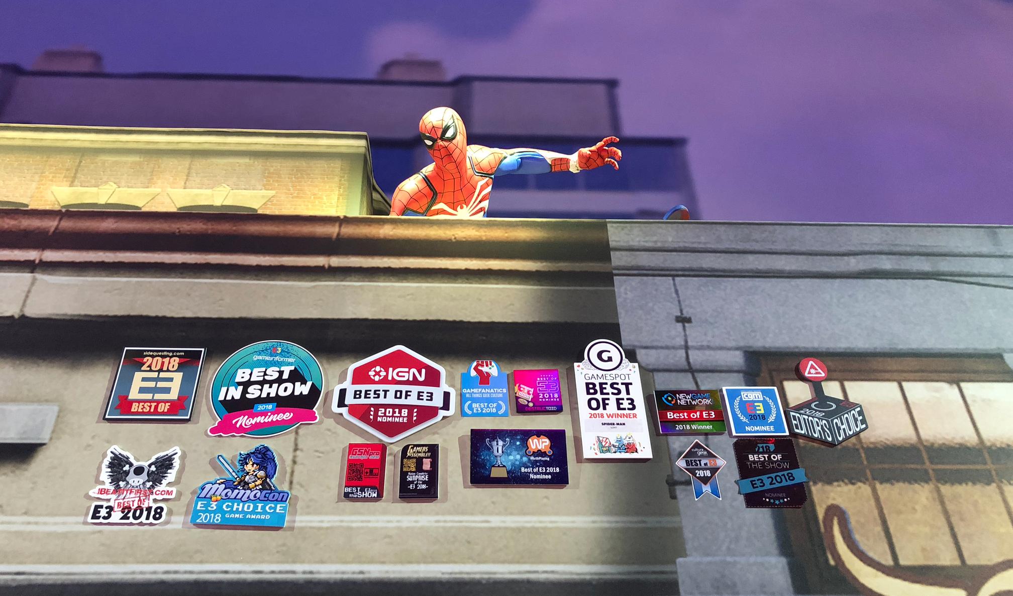 أفضل لعبة بمعرض E3 2018