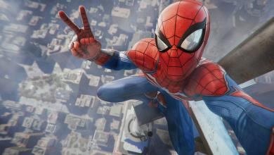 لعبة Spider Man