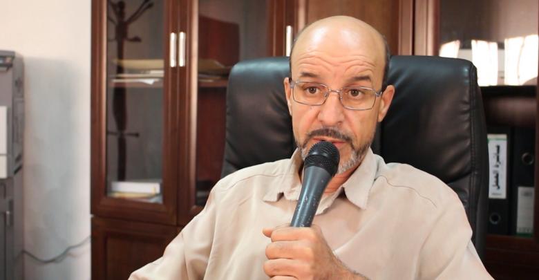 عضو المجلس الاجتماعي لقبائل ورفلة عبد الحميد الشندولي