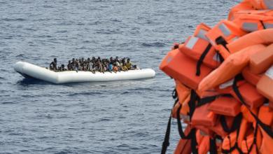 Photo of نداءات لإنقاذ قارب مُهاجرين من ليبيا