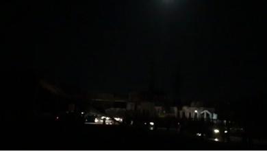 Photo of يوم من انقطاع الكهرباء في درنة