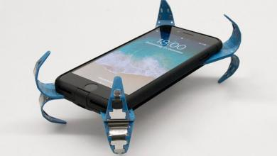 Photo of اختراع مذهل يحمي الهاتف أثناء السقوط
