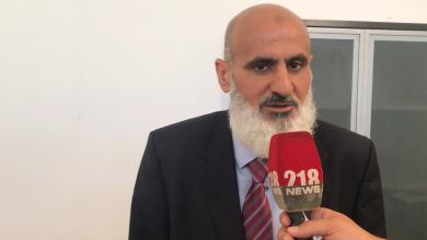 عضو المجلس الأعلى للدولة سليمان بلحاج