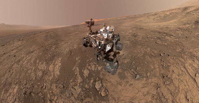 مسبار وكالة الفضاء الدولية ناسا كيوريوس