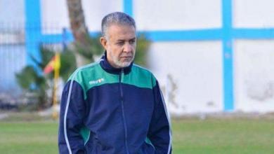 اللاعب السابق في نادي الزمالك المصري عبدالرحيم محمد