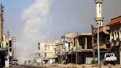 مدينة درعا في سوريا