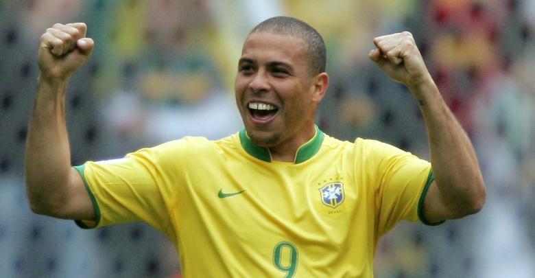 رونالدو مهاجم البرازيل السابق