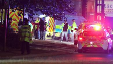 حادثة دهس في مانشستر