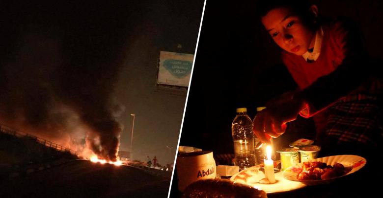 نتيجة بحث الصور عن موائد الشموع تُشعل غضب طرابلس