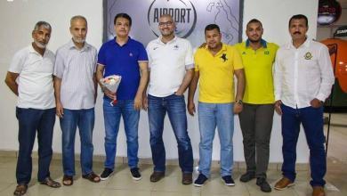 إيهاب جلال يصل إلى طرابلس