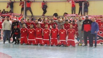 فريق الاهلي بنغازي