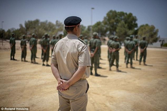 التدريب على مكافحة الإرهاب